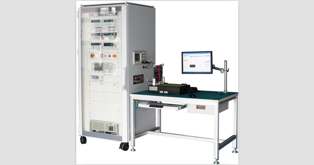 电路板功能测试平台